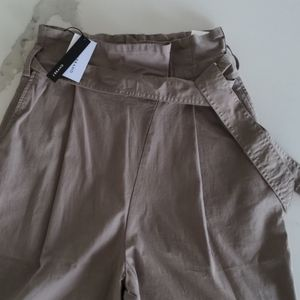 J Brand Deckard tapered pants trousers NWT,size 24